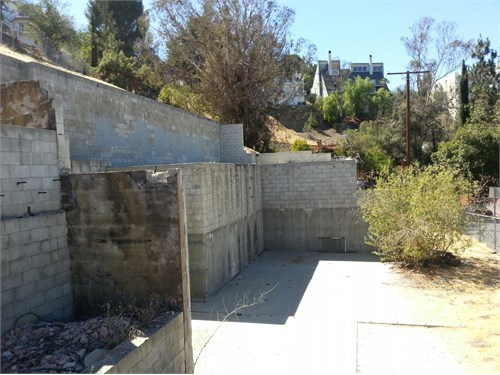 Buildable view Lot
