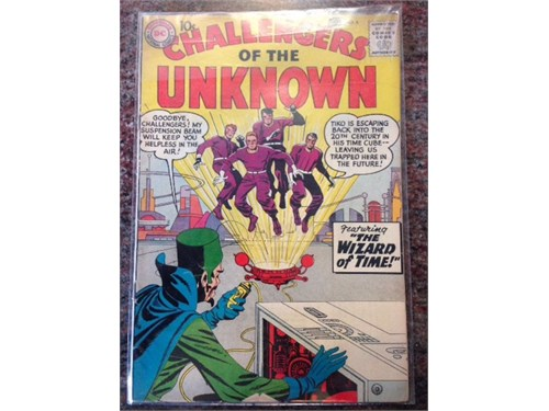 Challengers of Unknown #4