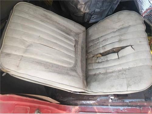 1968 Chevelle Bucket Seat