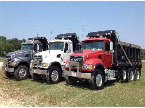 Dump truck  financing