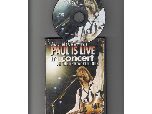 PAUL McCARTNEY ~Live Tour