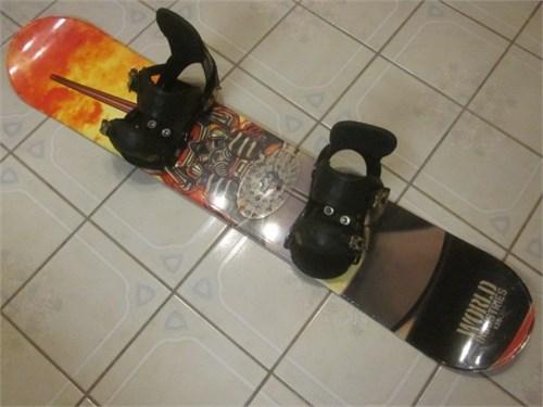 KID'S 135cm SNOWBOARD