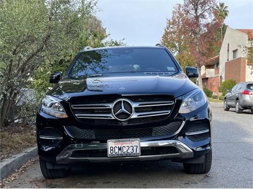 2018 Mercedes GLE 350