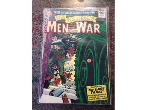 "DC ""Men of War"" #50"