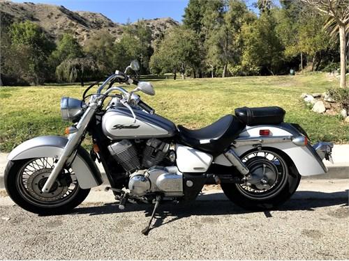 2007 Honda VT750C Shadow