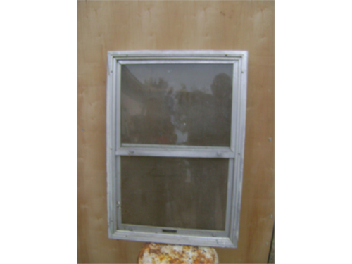 21X30 Aluminum window