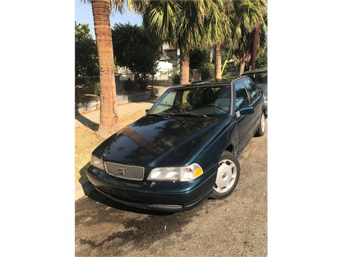 Used 1998 Green Volvo S70