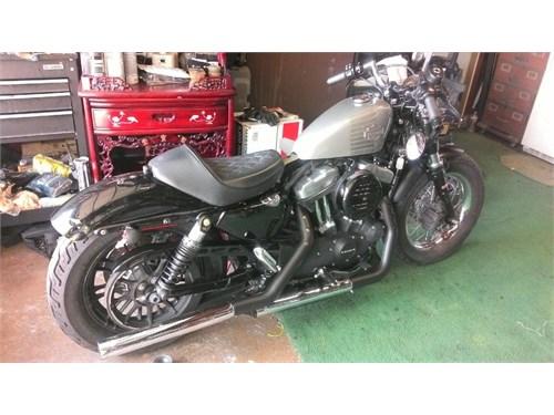 Harley sportster 1200 -48