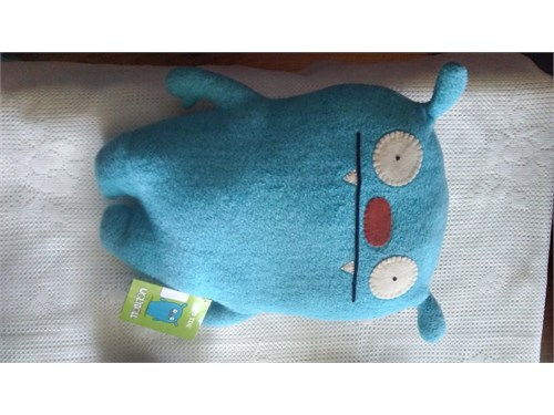 Ugly Doll Big Toe Blue