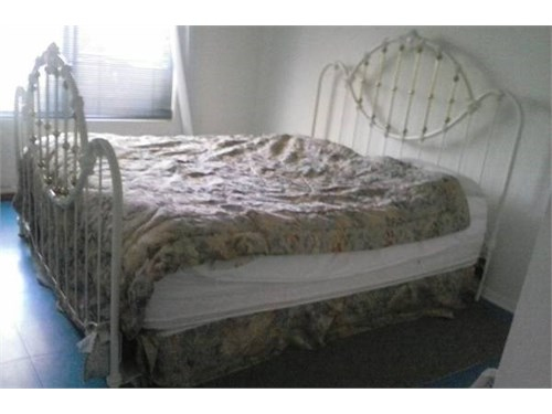 Western slat bed