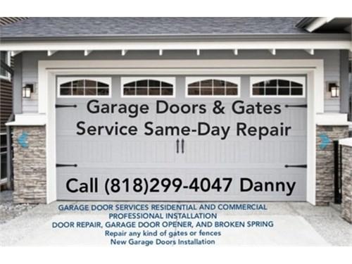 Garage Doors & Gates Serv