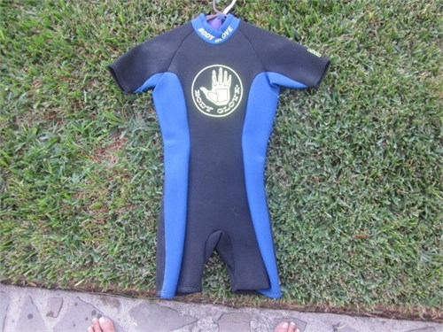 Shorty wetsuit Womens S 5