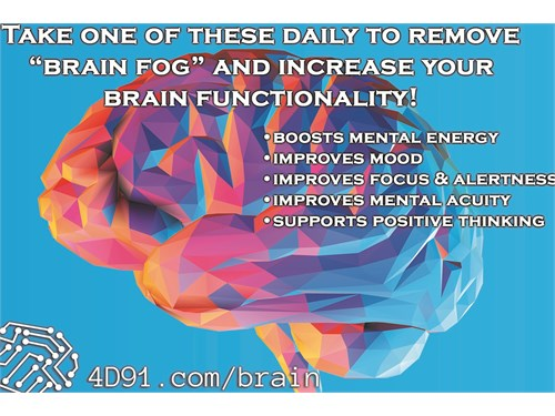 Amazing Brain Supplement