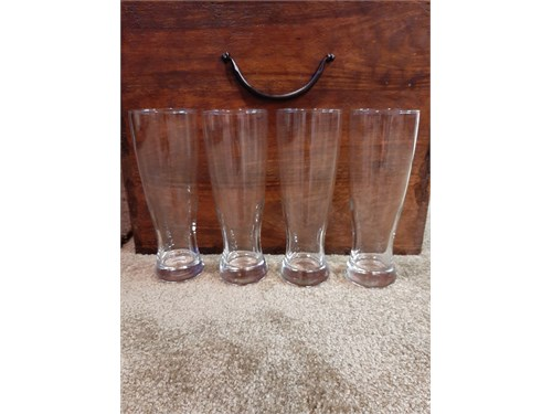 Pilsner/Beer Glasses