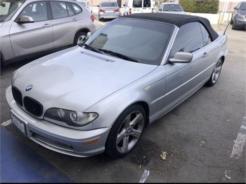 2006 BMW 235CI