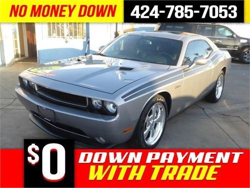 2011 Dodge Challenger R/