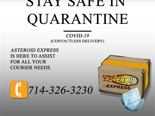 Courier Service In Los An