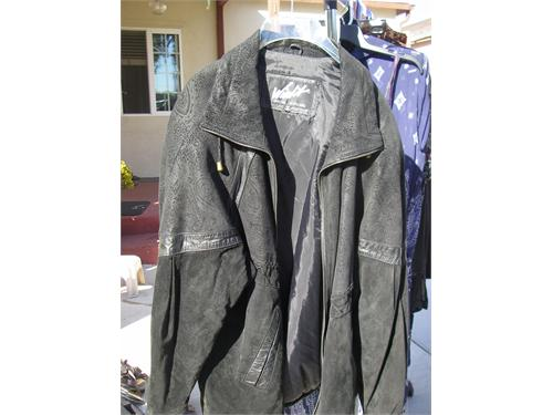 Unisex Leather Jacket