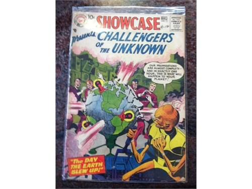 "DC ""Showcase"" #11, 1957"