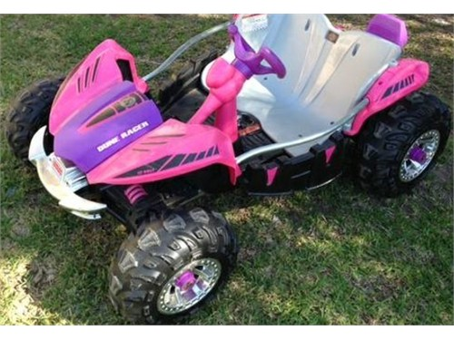 Powered Dune Racer - Pink