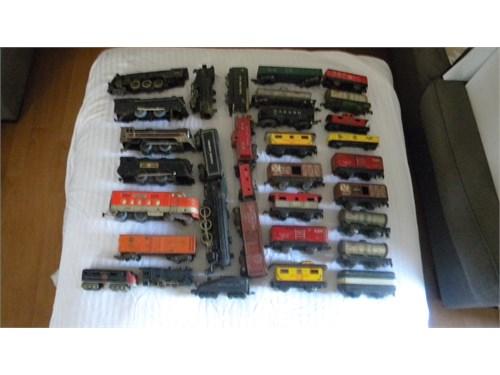 Old TRAIN SET