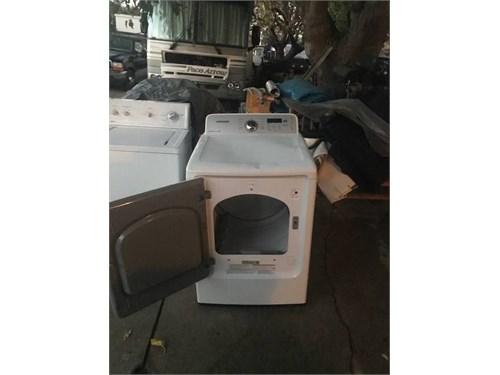 Dryer Samsung Gas
