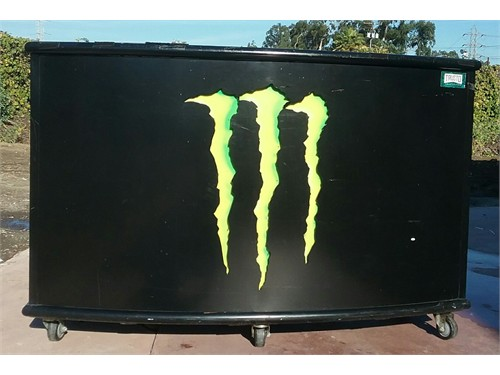 Monster Rolling Bar
