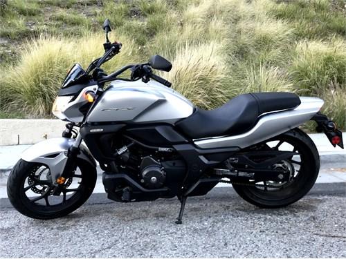 2015 Honda CTX 700N ABS