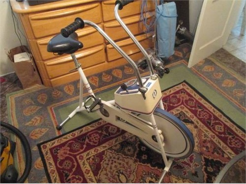 Sears Stationary Bike