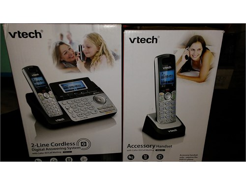 v tech cordless phones