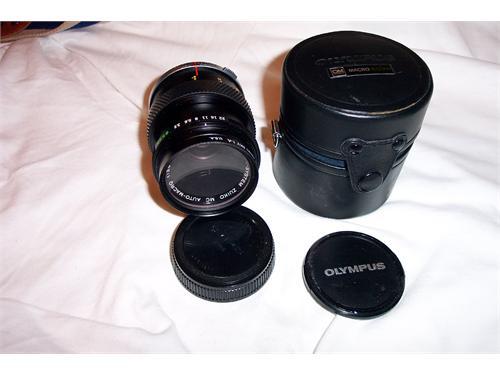 Olympus 50mm MACRO lens