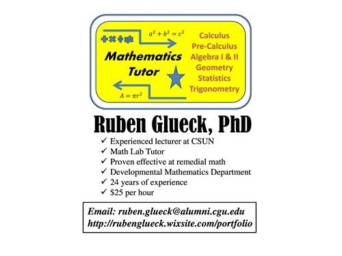 Math teacher seeks class