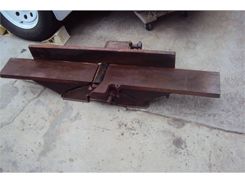 "6"" R.B. Rodgers Jointer"