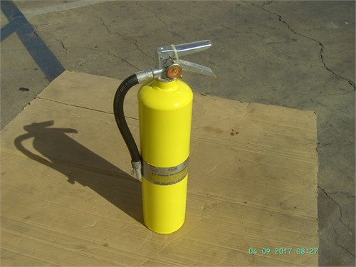 FIRE EXTINGUSHER, A,B,C