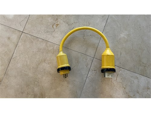 Pigtail Adapter 50 to 50