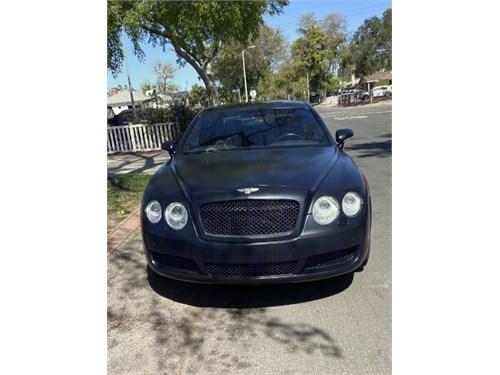 2008 Bentley