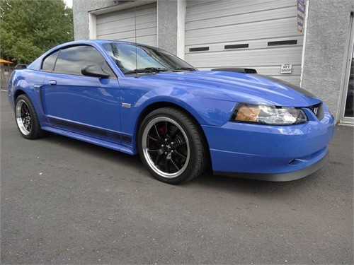 2004 ford mustang mach 1 cars and vehicles schwenksville pa. Black Bedroom Furniture Sets. Home Design Ideas