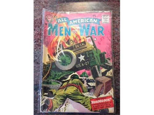 DC Comics -Men of War #48