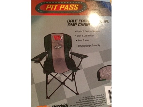 Earnhardt Jr. camp chairs
