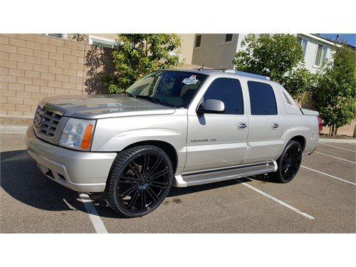 2005 cadillac escalade ext cars and vehicles anaheim. Black Bedroom Furniture Sets. Home Design Ideas