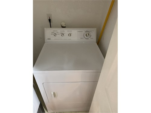 Kenmore Laundry Dryer