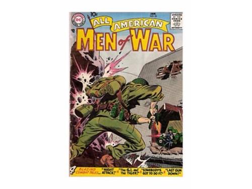 "DC ""All American Men"" #53"