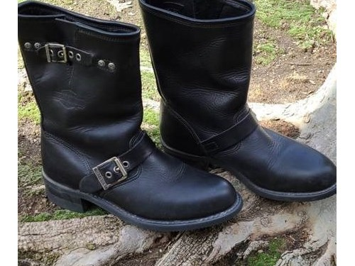 HARLEY woman's boots 7.5