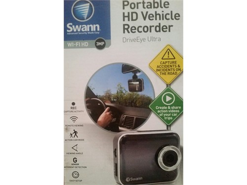 Portable Vehicle Recorder