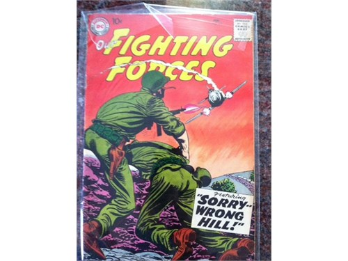 """Our Fighting Forces"" #42"