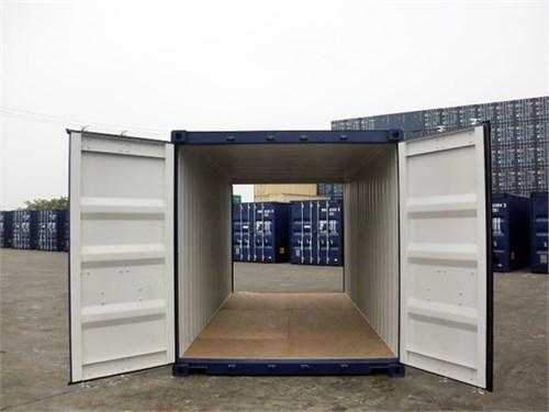 20ft DoubleDoor Container