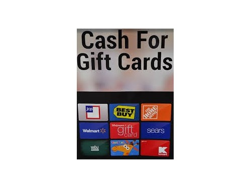 buying unwanted gift card