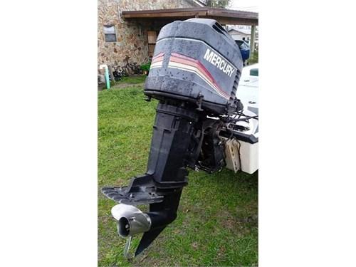 WANTED:mercury engine boat