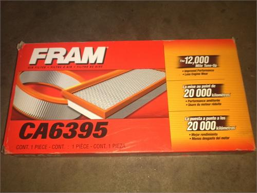 Fram CA6395 Air Filter