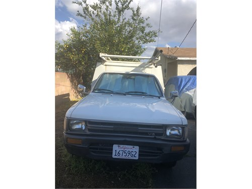 1991 Toyota truck